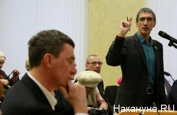 Игорь Ракша, Динар Абукин(2018)|Фото: Накануне.RU