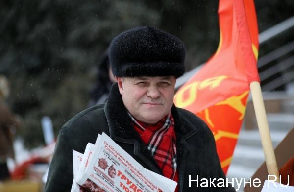 коммунист Александр Черепанов(2018)|Фото: Накануне.RU