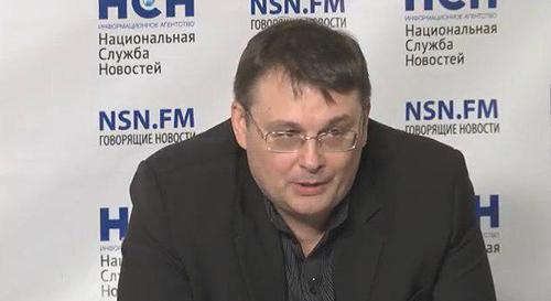 член комитета ГД по бюджету и налогам Евгений Федоров(2018)|Фото: nsn.fm