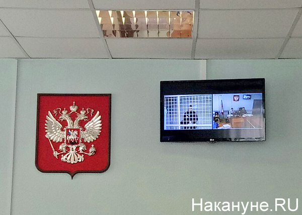 дело экс-прокурора Алексея Карпова, Александр Бабусенков, суд(2018)|Фото: Накануне.RU