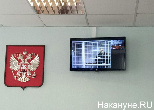 дело экс-прокурора Алексея Карпова, Алексей Савосин, суд(2018)|Фото: Накануне.RU