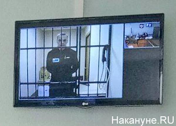 дело экс-прокурора Алексея Карпова, Дмитрий Бушмакин, суд(2018)|Фото: Накануне.RU