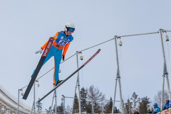 финал Континентального кубка по лыжному двоеборью, Нижний Тагил(2018) Фото: мэрия Нижнего Тагила