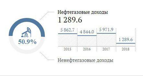 исполнение бюджета РФ(2018)|Фото: Федеральное казначейство