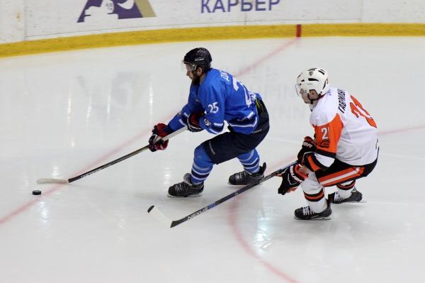 Зауралье, Ермак, хоккей, ВХЛ(2018)|Фото:hczaural.ru