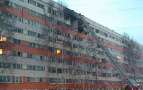 взрыв, Санкт-Петербург(2018)|Фото: Следственный комитет РФ