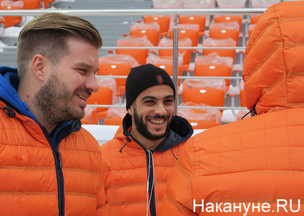 Екатеринбург-Арена (Центральный стадион), ФК Урал(2018)|Фото: Накануне.RU