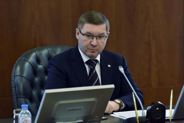 Владимир Якушев, губернатор Тюменской области(2018)|Фото: Правительство Тюменской области