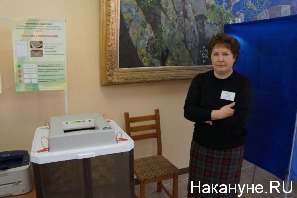 выборы президента-2018, голосование(2018)|Фото: Накануне.RU
