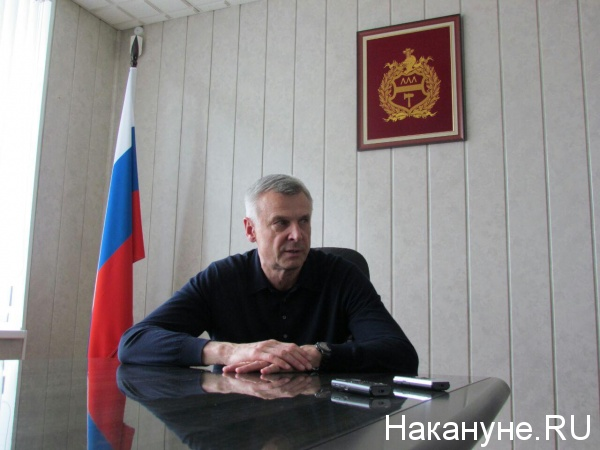Сергей Носов, глава Нижнего Тагила(2018)|Фото: Накануне.RU