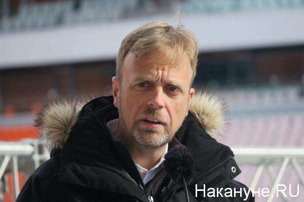 директор департамента FIFA по проведению соревнований и мероприятий Колин Смит(2018)|Фото: Накануне.RU