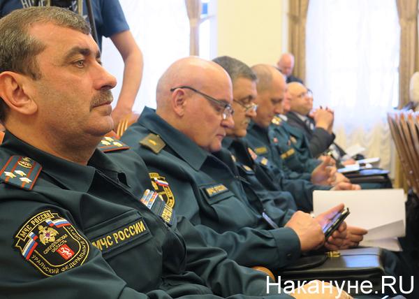 полпредство, совещание по вопросам национальной безопасности на территории УрФО(2018)|Фото: Накануне.RU