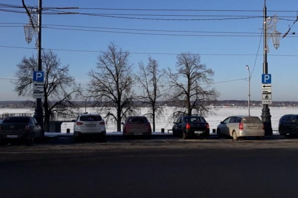 парковки для инвалидов, Пермь(2018)|Фото: onf.ru