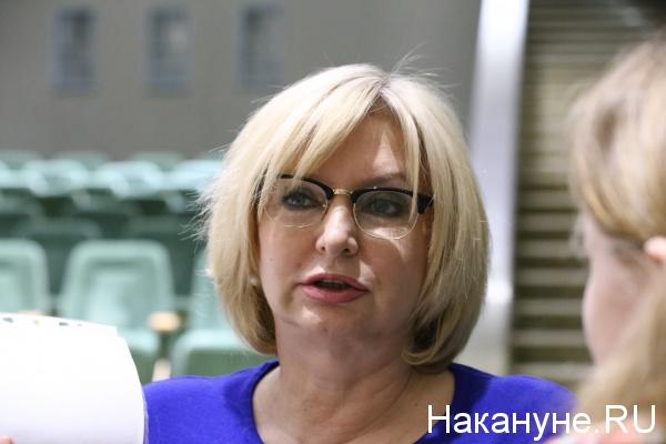 Татьяна Гиблер, председатель избирательной комиссии Тюмени(2018)|Фото: Накануне.RU