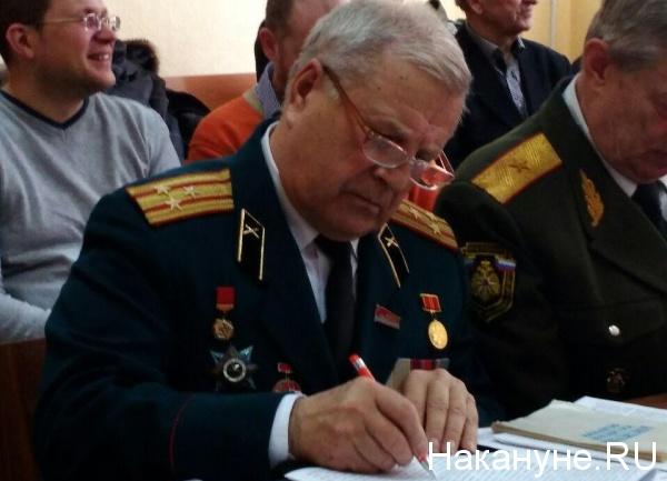 Николай Рябичевский, суд(2018)|Фото: Накануне.RU