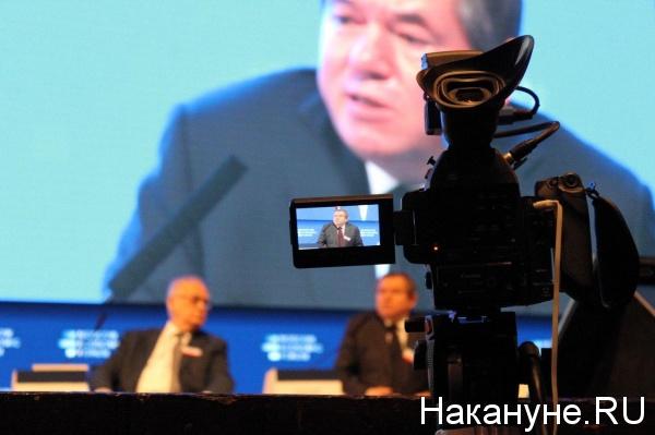 Московский экономический форум, МЭФ-2018, Сергей Глазьев(2018)|Фото: Накануне.RU