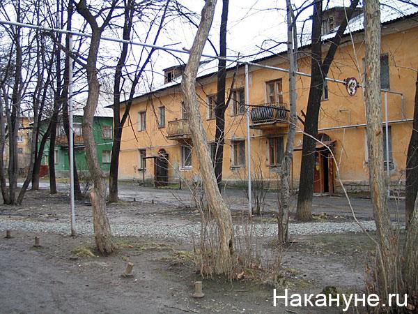 жкх ветхое жилье(2007)|Фото: Накануне.ru