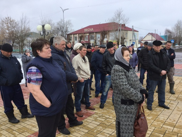 митинг молочников, Абатское, молочный бунт(2018)|Фото: Накануне.RU
