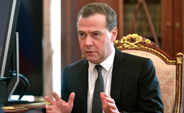 Дмитрий Медведев(2018)|Фото: kremlin.ru