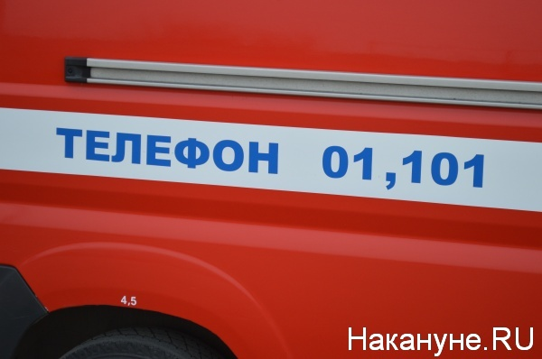 пожар на газопроводе в Надыме|Фото: vk.com