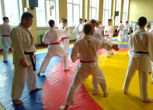 "спортшкола ""Конас"", Челябинск, каратэ(2018) Фото: спортшкола ""Конас"""