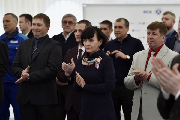 торжественная церемония пуска первой цифровой подстанции ФСК ЕЭС(2018) Фото: Правительство Тюменской области