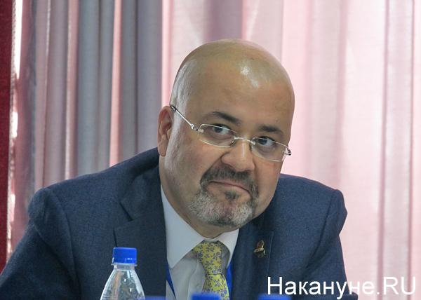 чрезвычайный и полномочный посол Республики Ирак в РФ Хайдар Мансур Хади(2018)|Фото: Накануне.RU
