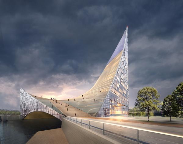 конгресс-холл, Челябинск, проект(2018)|Фото: congress-74.ru