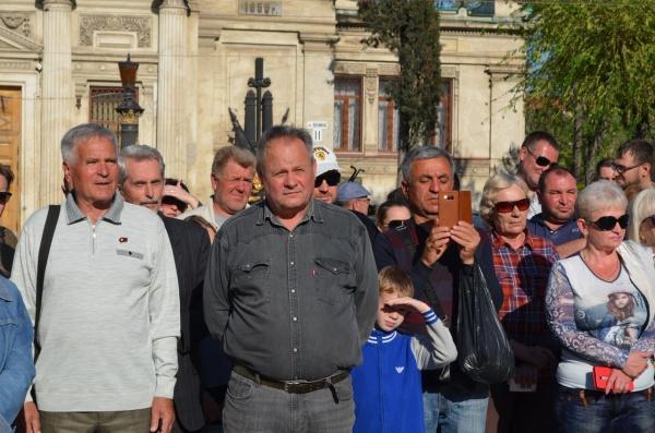 Митинг предпринимателей, Севастополь(2018)|Фото: КПРФ