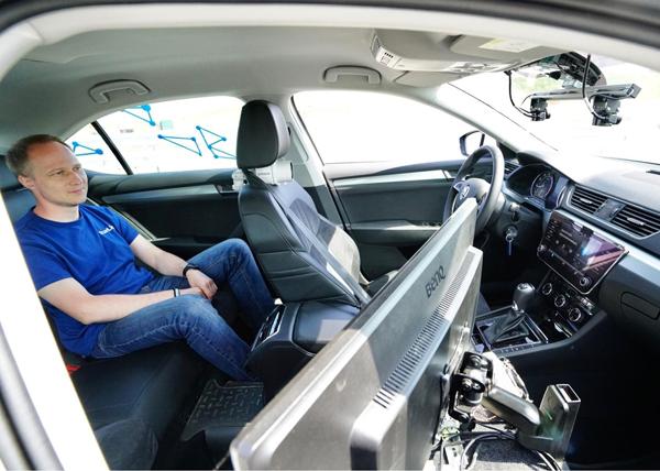 беспилотные автомобили, тесты, крымский мост(2018)|Фото: Министерство транспорта РФ