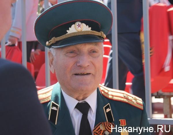 день победы, парад, Москва, ветеран(2018)|Фото: nakanune.ru