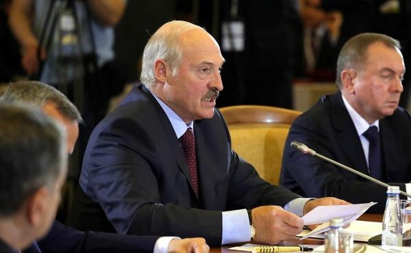 Александр Лукашенко, Сочи, саммит ЕАЭС(2018)|Фото: kremlin.ru