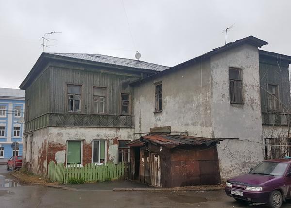 аварийный дом, программа расселения(2018)|Фото: пресс-служба губернатора Пермского края