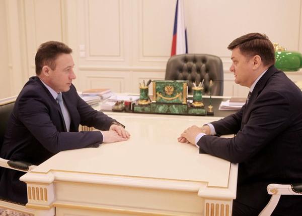 Игорь Холманских, Иван Квитко(2018)|Фото: uralfo.gov.ru