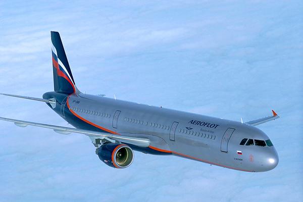самолет airbus-320 авиакомпания аэрофлот|Фото: Airbus