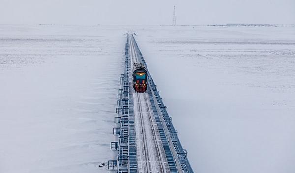 железная дорога, Северный широтный ход(2018)|Фото: правительство.янао.рф