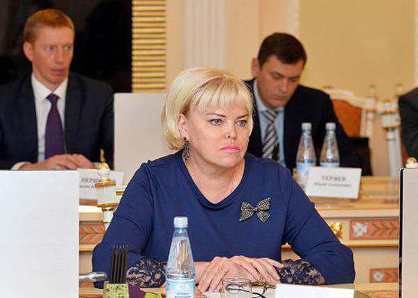 Ирина Соколова(2018)|Фото: пресс-служба губернатора ЯНАО