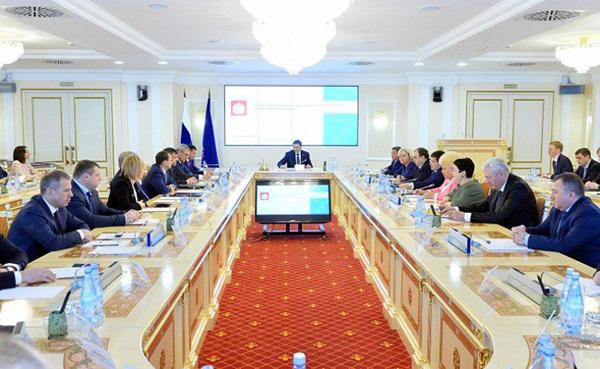 Дмитрий Кобылкин, правительство ЯНАО(2018)|Фото: пресс-служба губернатора ЯНАО