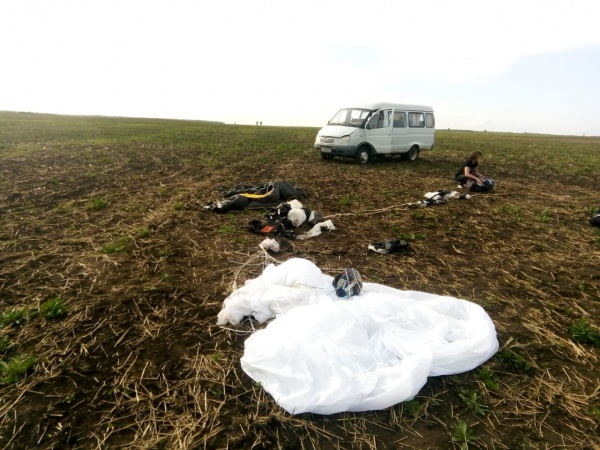 парашютисты Башкирии(2018) Фото: Следком