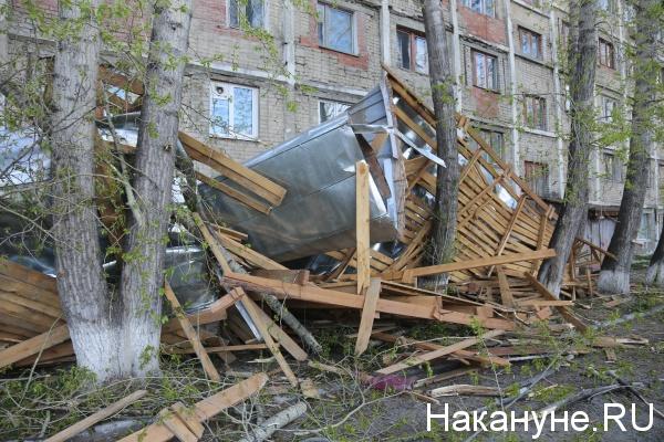 ураган последствия(2018)|Фото: Фото: Накануне.RU