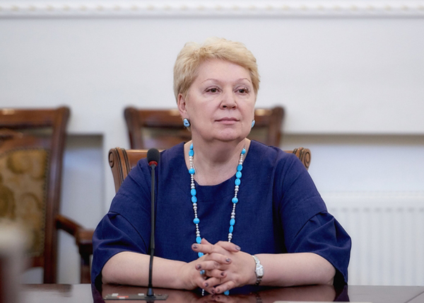 Ольга Васильева(2018)|Фото: минобрнауки.рф