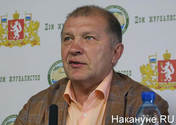 Григорий Иванов, ФК Урал(2018)|Фото: Накануне.RU