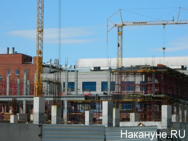 деловой центр А. Наговицына на улице Труда, Челябинск(2018)|Фото: Накануне.RU
