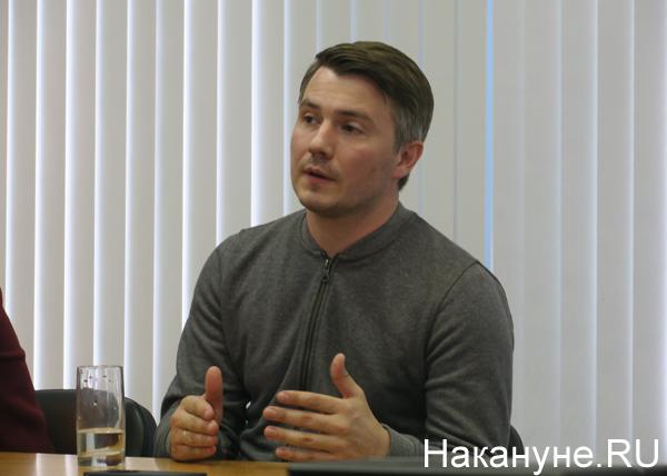комментатор Владимир Стогниенко(2018)|Фото: Накануне.RU