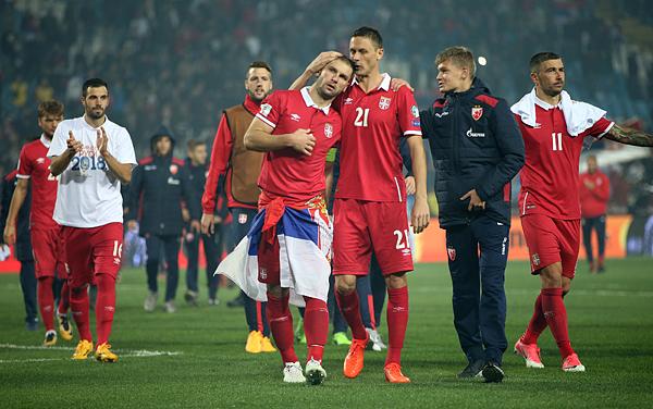Сборная Сербии по футболу(2018)|Фото: REUTERS