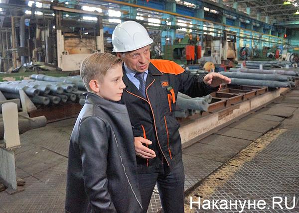 Уралвагонзавод, Егор Трофимов(2018)|Фото: Накануне.RU