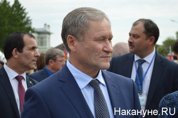 Алексей Кокорин, Шадринский инвестиционный форум,(2018) Фото: Накануне.RU