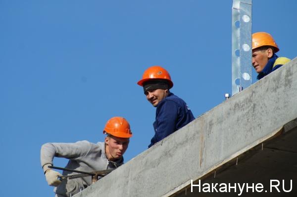 строительство, стройка, рабочие, строитель(2018)|Фото: Накануне.RU