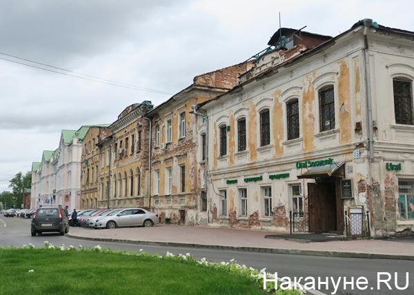 ул. Горького, здание, Екатеринбург(2018)|Фото: Накануне.RU