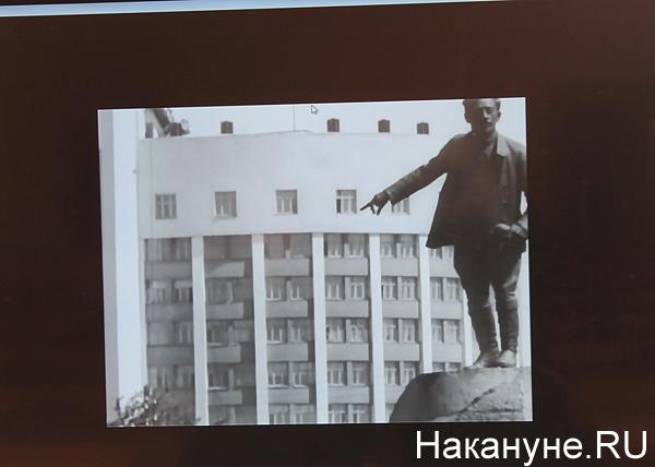 Городок Чекистов, конструктивизм, гостиница Исеть, Екатеринбург(2018)|Фото: Накануне.RU